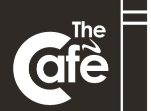 The Cafe logo - MR Printers Design